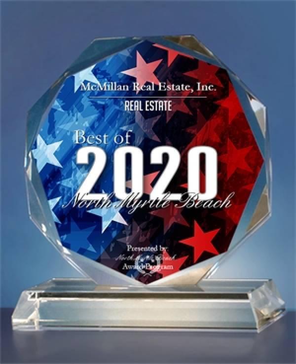 2020 Best of North Myrtle Beach!